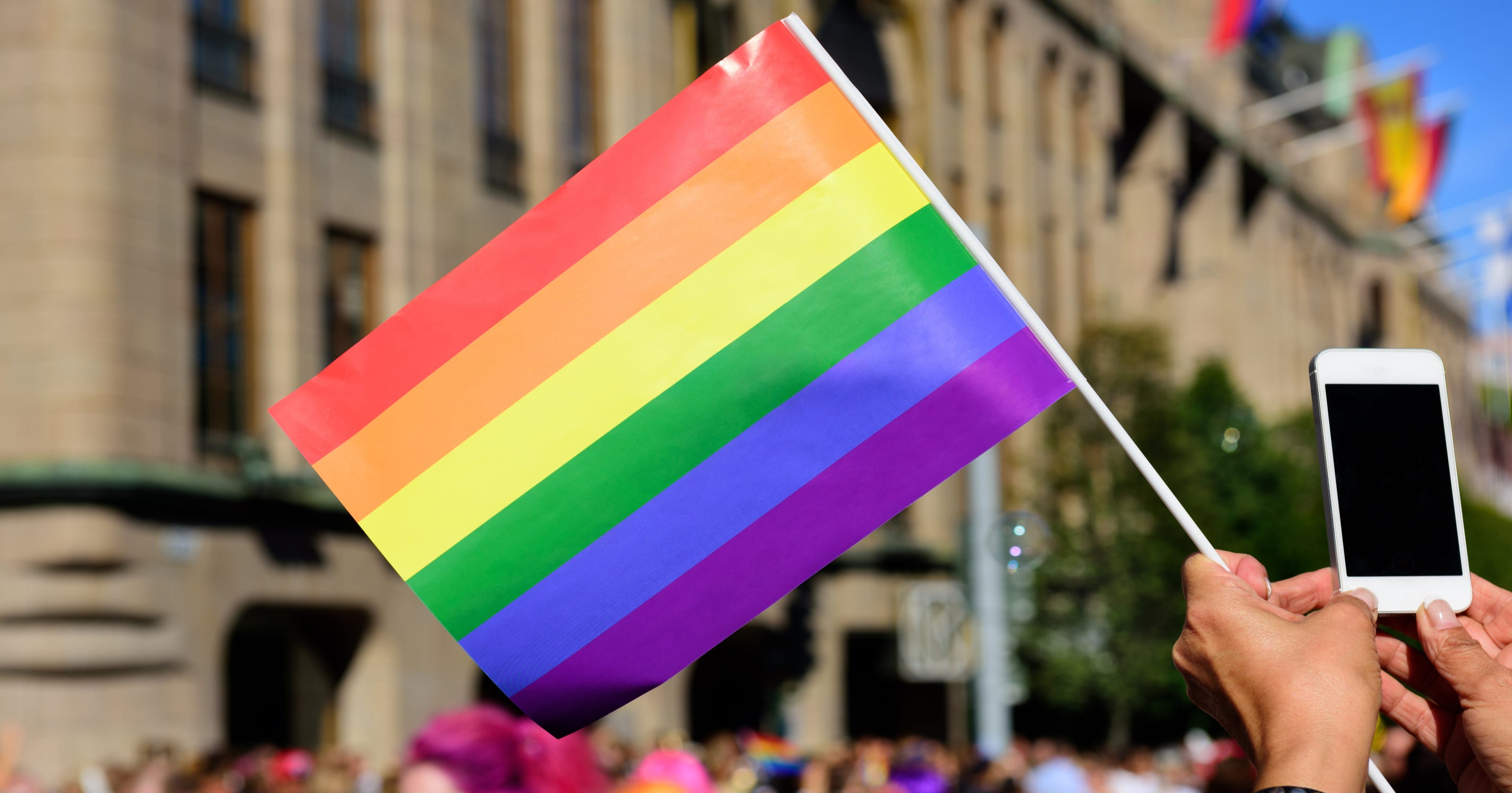 6a9f6eb5a Gay pride T-shirt case will be heard by Ky Supreme Court