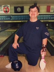 John Ozyjowski played many sports in Special Olympics,