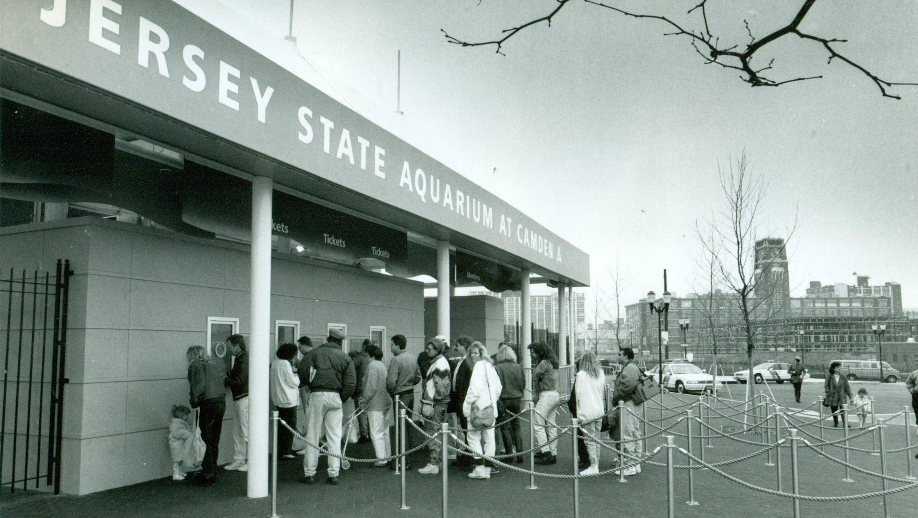 A look back the camden aquarium 1987 1992 for The camden