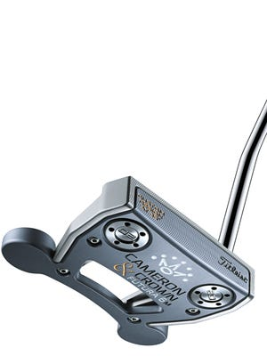 New Cameron and Crown putters from Titleist