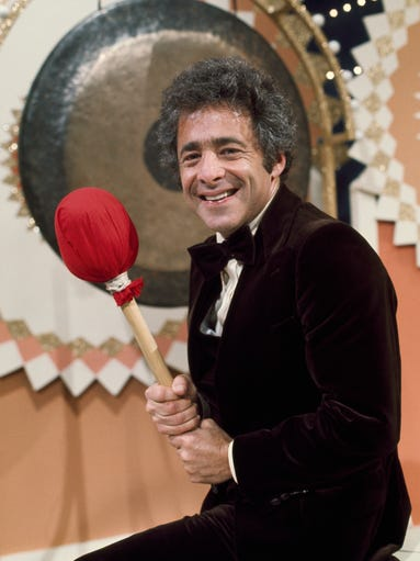 Chuck Barris  whose game show empire included The Dating USA Today