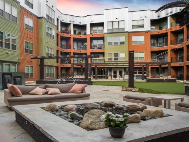 Modern 35m Luxury Apartment Complex On Mill Pond Plan In The Works