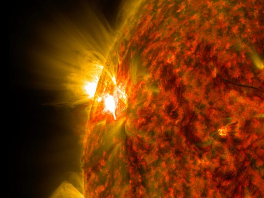 EPA SPACE WEATHER SCI SCIENCE (GENERAL) ---