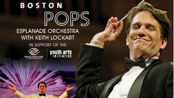 Boston Pops Orchestra plays George Gershwin