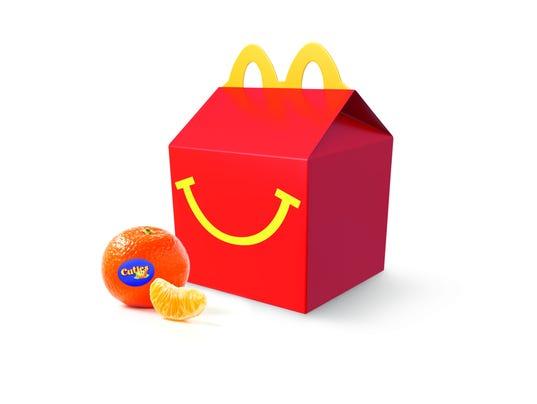 XXX McDonald's-Cuties