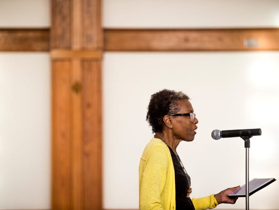 Second United Methodist Church associate pastor Leah