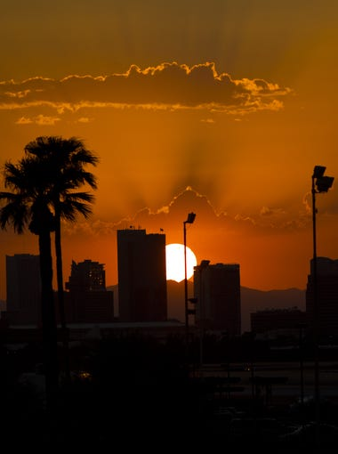It's hot out there! With heat like this, shady areas become quite popular. Here are ten places in Phoenix to escape the sun.