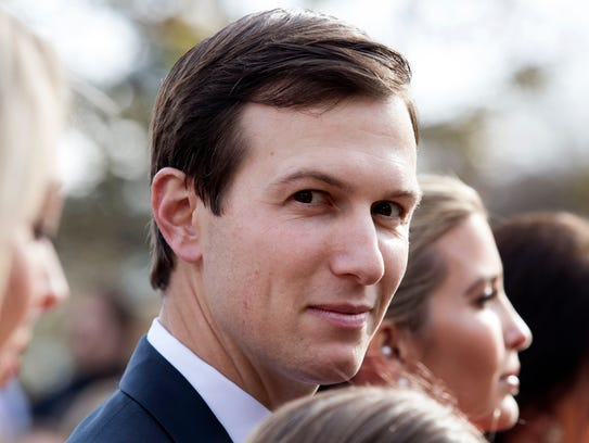 Senior Advisor to President Trump Jared Kushner, who has been involved in some of the meetings with Russians that are under scrutiny by the special counsel.