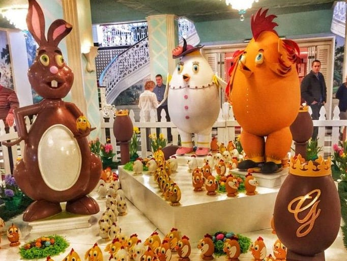 Easter Brunches Celebrate Spring With Family And Food