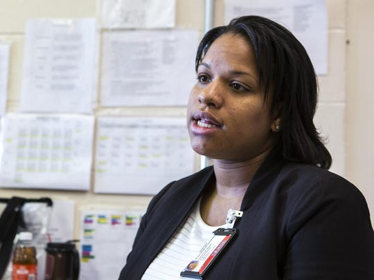 """Cheryllyn Pierre, the """"6 for 1"""" program director at Baylor Women's Correctional Institution, said the goal is to empower women to change their lives and """"reduce recidivism."""""""