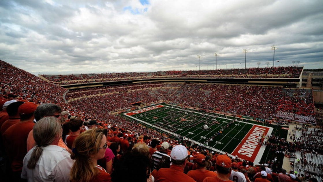 Texas to sell beer, wine at home football games