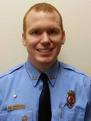 Midway Fire District's Michael McKenzie, deputy of