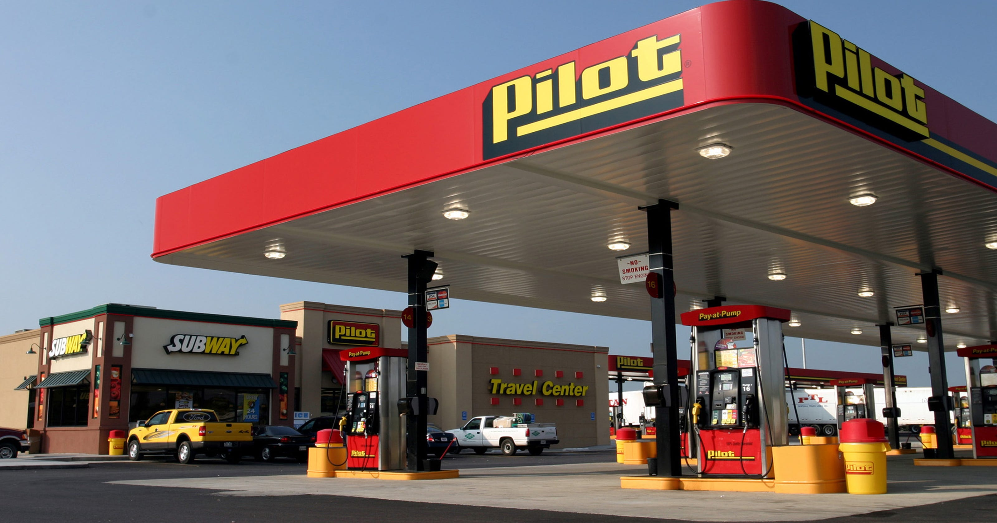 600164d34af Warren Buffett s Berkshire Hathaway acquiring majority stake in Pilot  Flying J truck stops