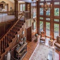 Hot Property: English Tudor gives a royal feel inside