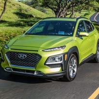2018 Hyundai Kona checks all crossover boxes