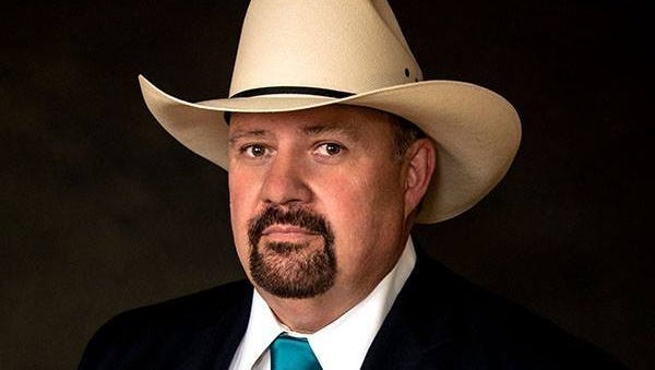 Republican candidate Rod Saint is running for Otero County Sheriff. The primary election is June 5.