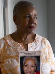 Denize Brewer lost her sister Rosemarie Little when