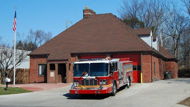 IFD Station 16 at 5555 N. Illinois St. would close as part of a consolidation with nearby Station 32 at 6330 Guilford Ave.
