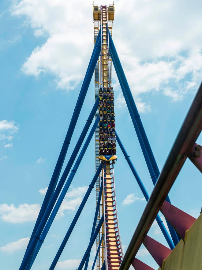Six Flags Great Adventure In Jackson To Open July 3 With Masks And Half Filled Rides