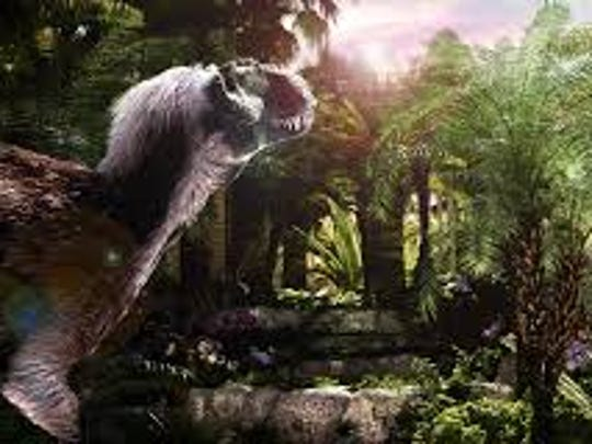 """Schreder Planetarium opens two new shows this season including """"Dinosaurs at Dusk."""""""