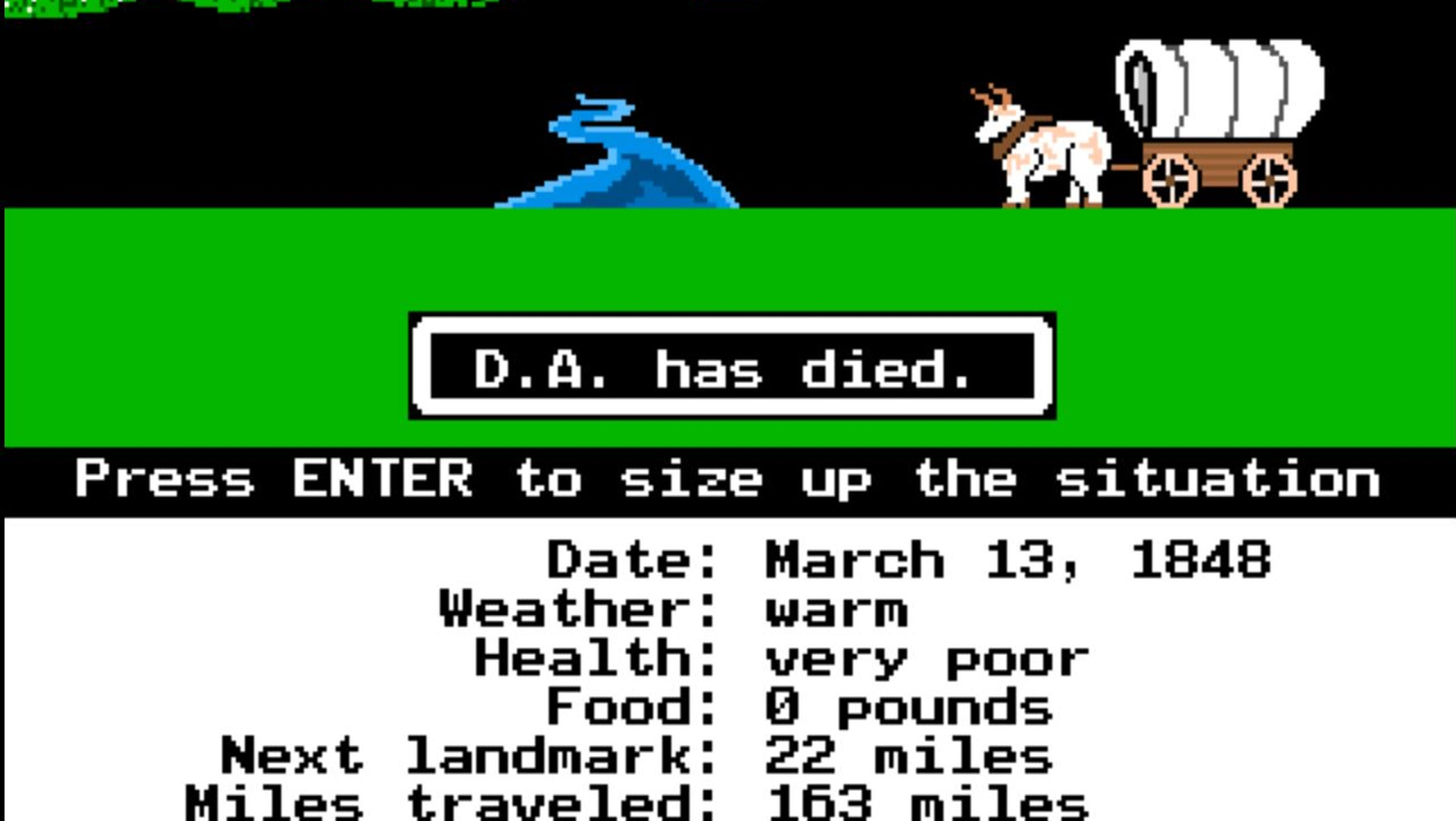where can i play oregon trail online for free