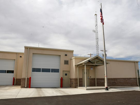 San Juan County Fire Department District 1 Fire Station,