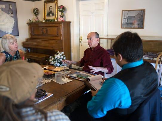 Unite New Mexico founder Bob Perls hopes to persuade