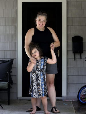 Like many other parents of kindergarten-age children, Kristen Berry of Bexley struggled with the decision to send 5-year-old daughter Bryn Weiser to school this fall. The plan is for Bryn to start in-person kindergarten at Columbus Montessori Education Center next week.