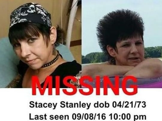 Family members fear Stacey Stanley is one of the bodies found in a Covert Court house.