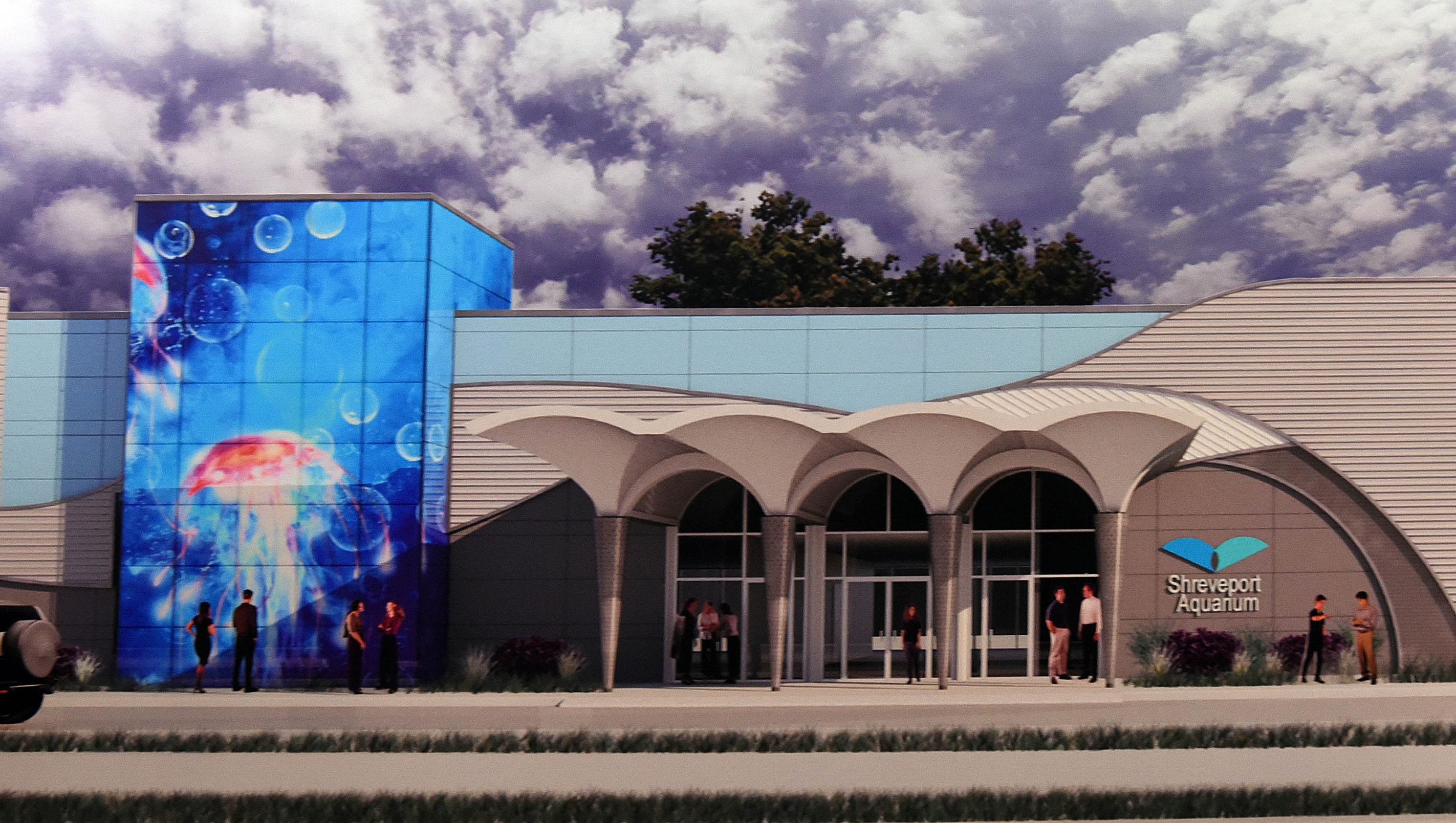 Council Votes To Move Forward With Shreveport Aquarium