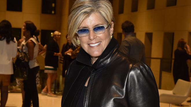 Suze Orman argues that we'll be spending more in retirement.