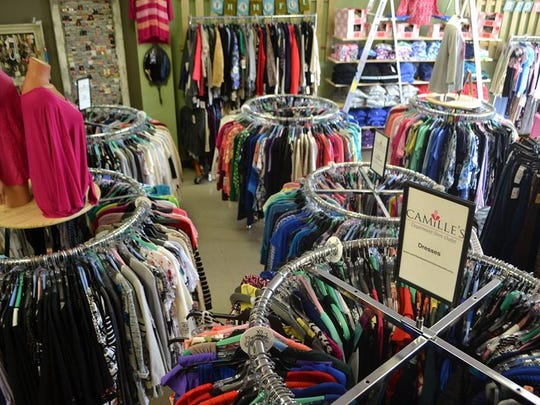 Camille's Department Store Outlet in Murfreesboro