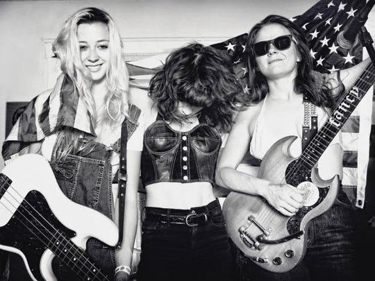Thelma and the Sleaze return to Bar DKDC on Friday.