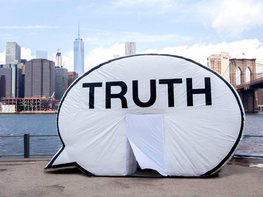 """The """"Truth Booth"""""""