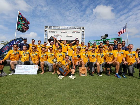 Revolver is set to take first for the men's division at the World Ultimate Club Championships, according to the UltiWorld rankings.
