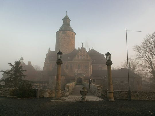 The event was held at the Polish castle, Czocha.