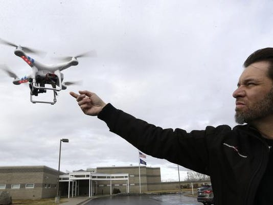 Drone Restrictions