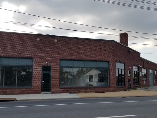 The former Jennings dealership at North Second and