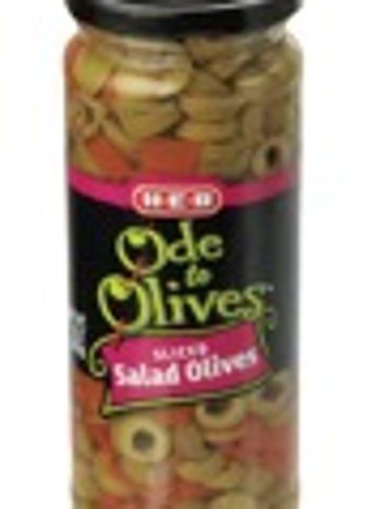 H-E-B Olives