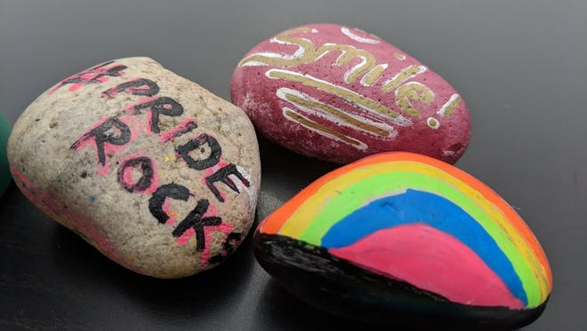 The Pride Rocks event is coming up June 20 in Clarksville.