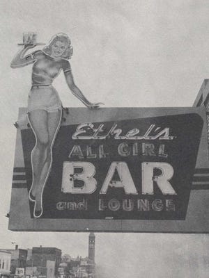 Ethel's All Girl Bar stayed in business from 1947 until the owner sold it in 1958