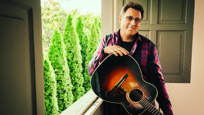 Vince Gill's new album is out Feb. 12, 2016.