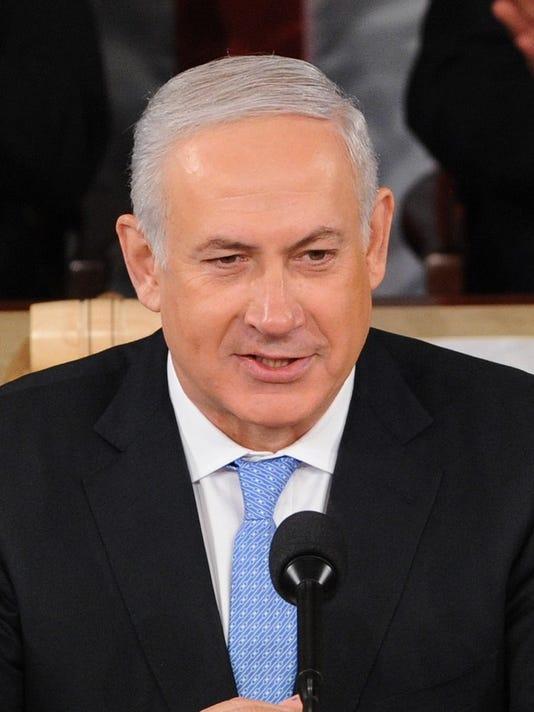 AFP US-MIDEAST-ISRAEL-CONGRESS-NETANYAHU A GOV USA DC