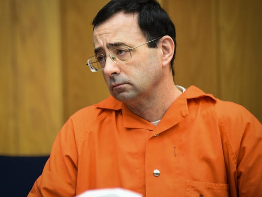 Day One Eaton County Nassar Sentencing Victim Impact Statements