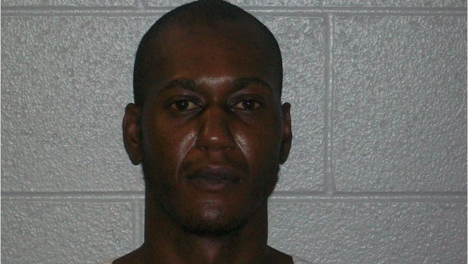 Tyrone Jermaine Suggs, 41, of Hendersonville.