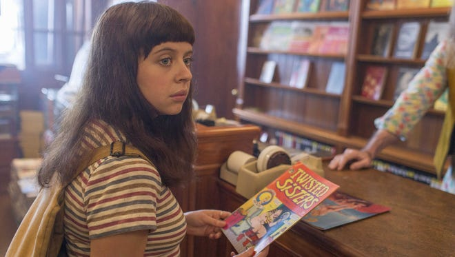 """Bel Powley plays Minnie in """"Diary of a Teenage Girl,"""" a quirky coming of age story."""