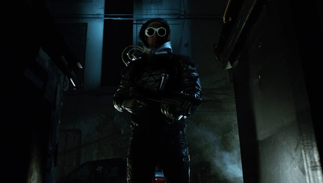 "Victor Fries (Nathan Darrow), the latest take on the Batman villain Mr. Freeze, makes his presence quickly felt in the new episode of ""Gotham."""