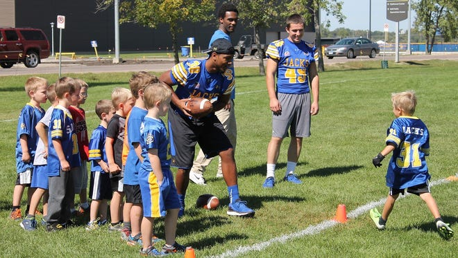 SDSU will spend the weekend in Rapid City for spring practice