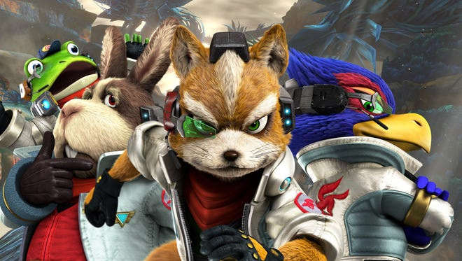 Star Fox Zero Review.