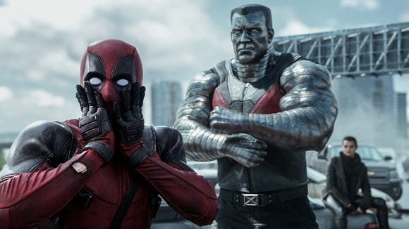The masked Deadpool (Ryan Reynolds) has been a major